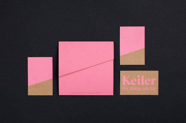 Gutscheine Visitenkarten Terminkarten corporate design coiffeur frisoer