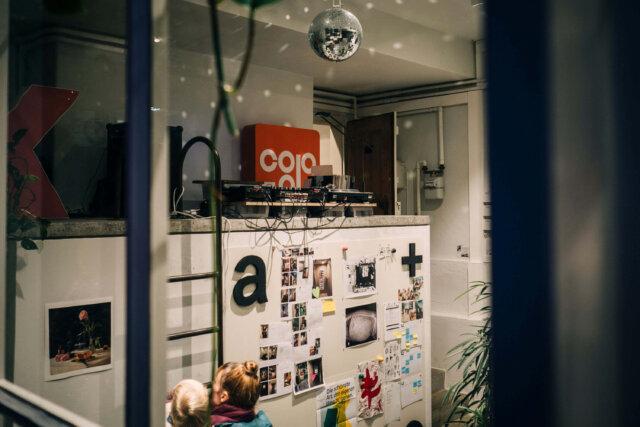 Rahel Bühlmann Ausstellung Büro a+o